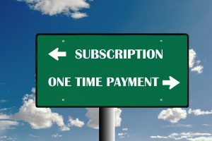 Recurring Billing Subscription Repeat billing Merchant Account Card On File.